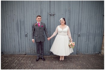 Heather & Kevin's 1950's inspired wedding