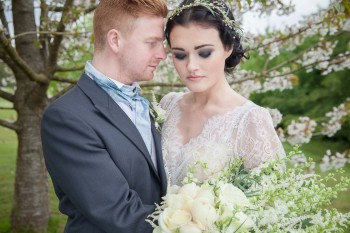 wedding at pynes house