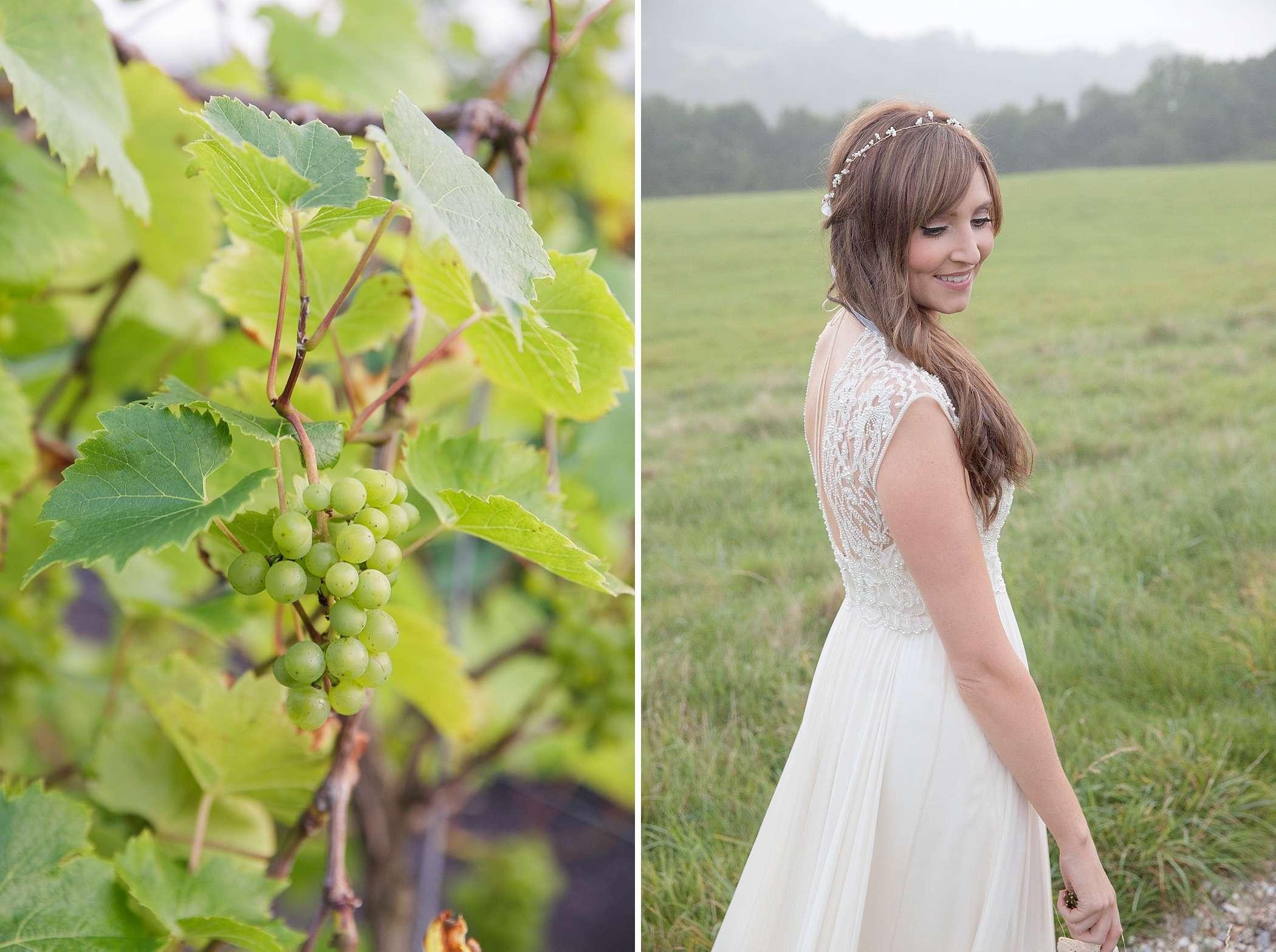 River Cottage wedding dress