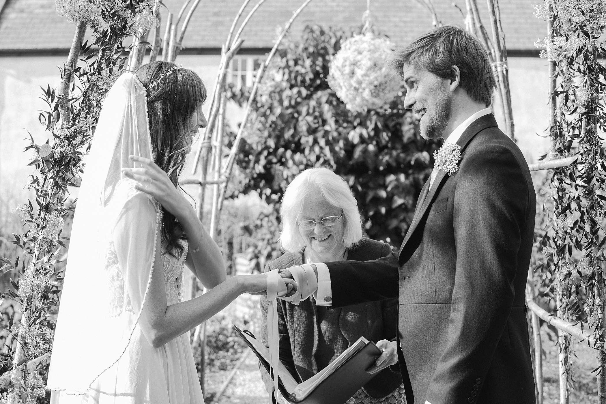 River Cottage humanist wedding