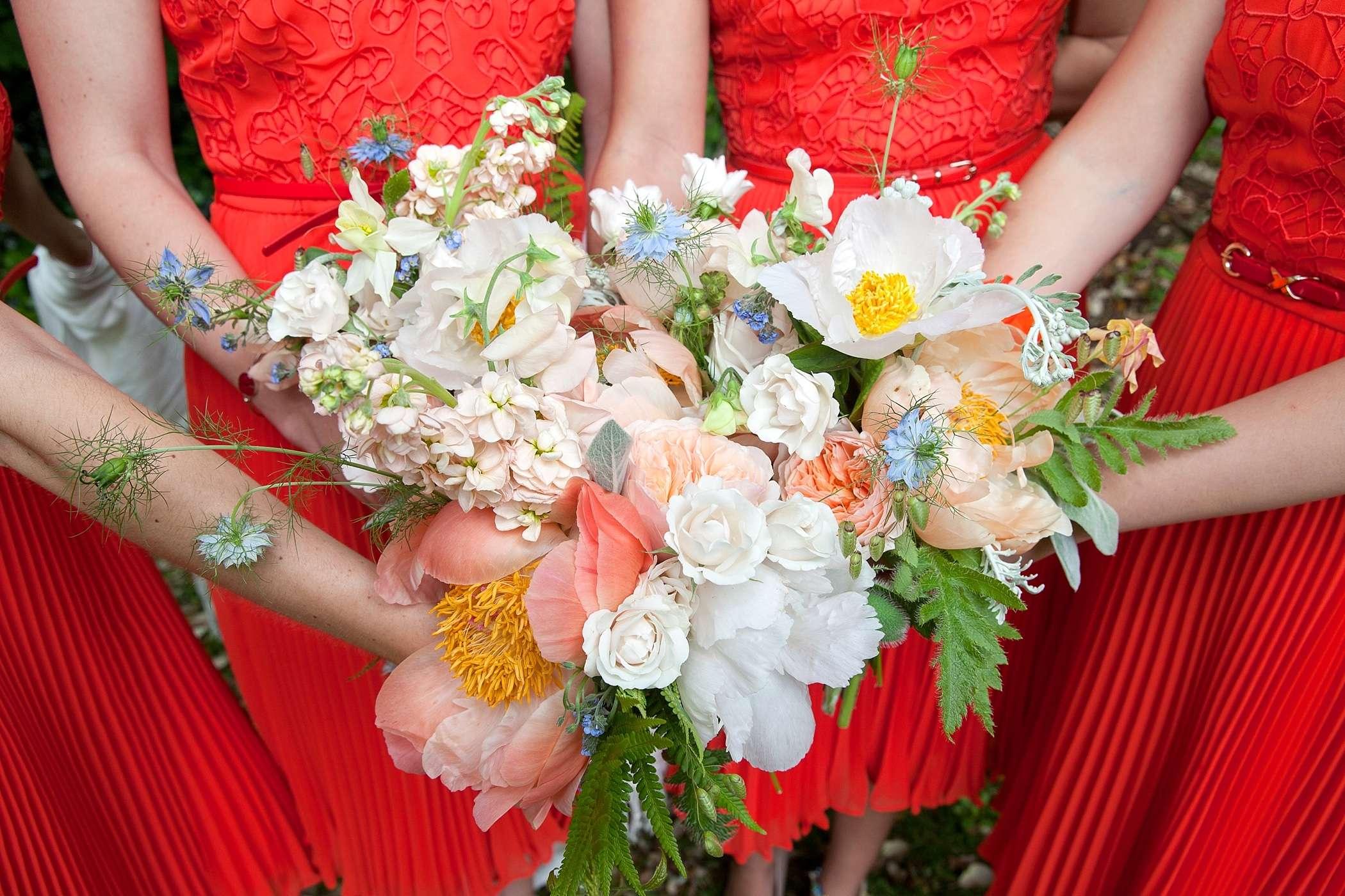 wedding bouquet Colehayes Dartmoor