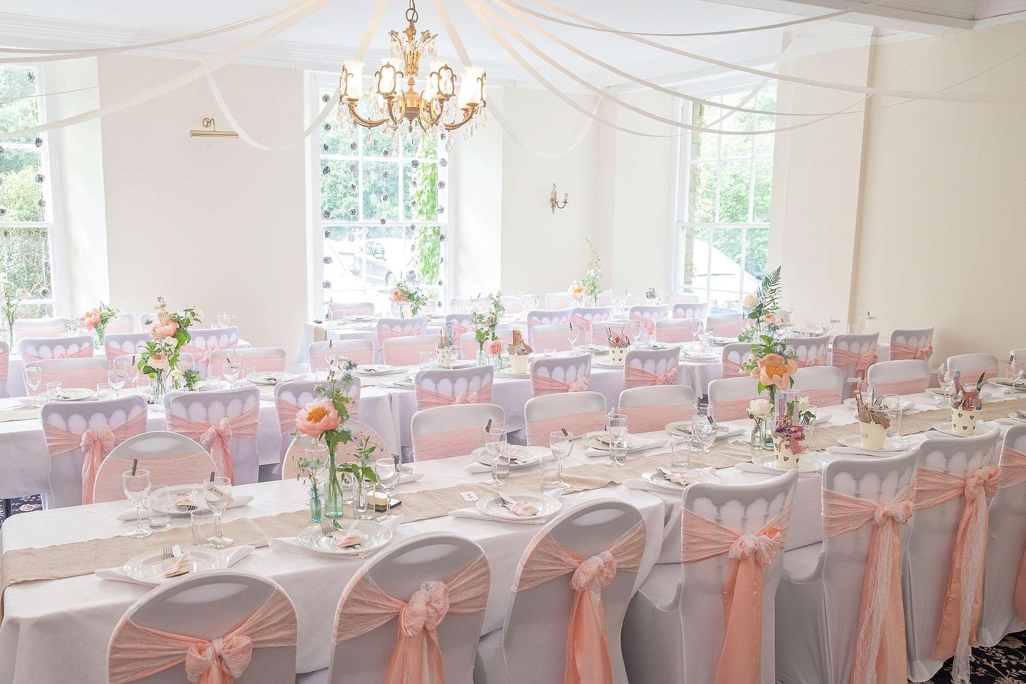 Colehayes wedding reception