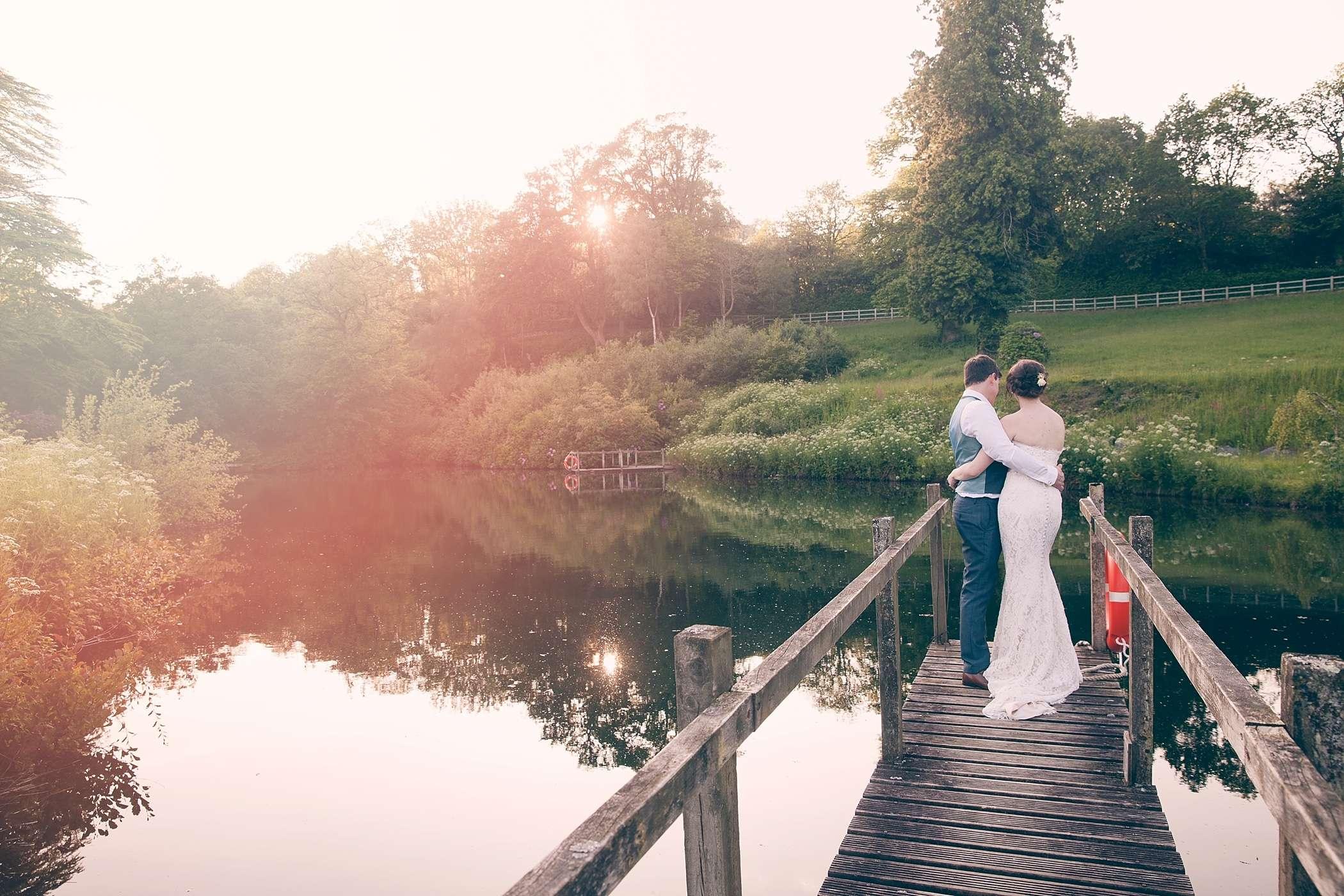 Colehayes wedding on Dartmoor Devon