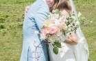 First Looks by Natalie McKenzie-Brown a Devon Wedding Photographer