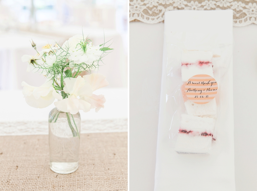 Wedding Favour Ideas by Devon Wedding Photographer