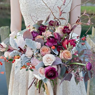 Wedding Florist Devon - Laura Hingston