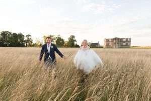 Harriet & Rich,  Lyveden New Bield