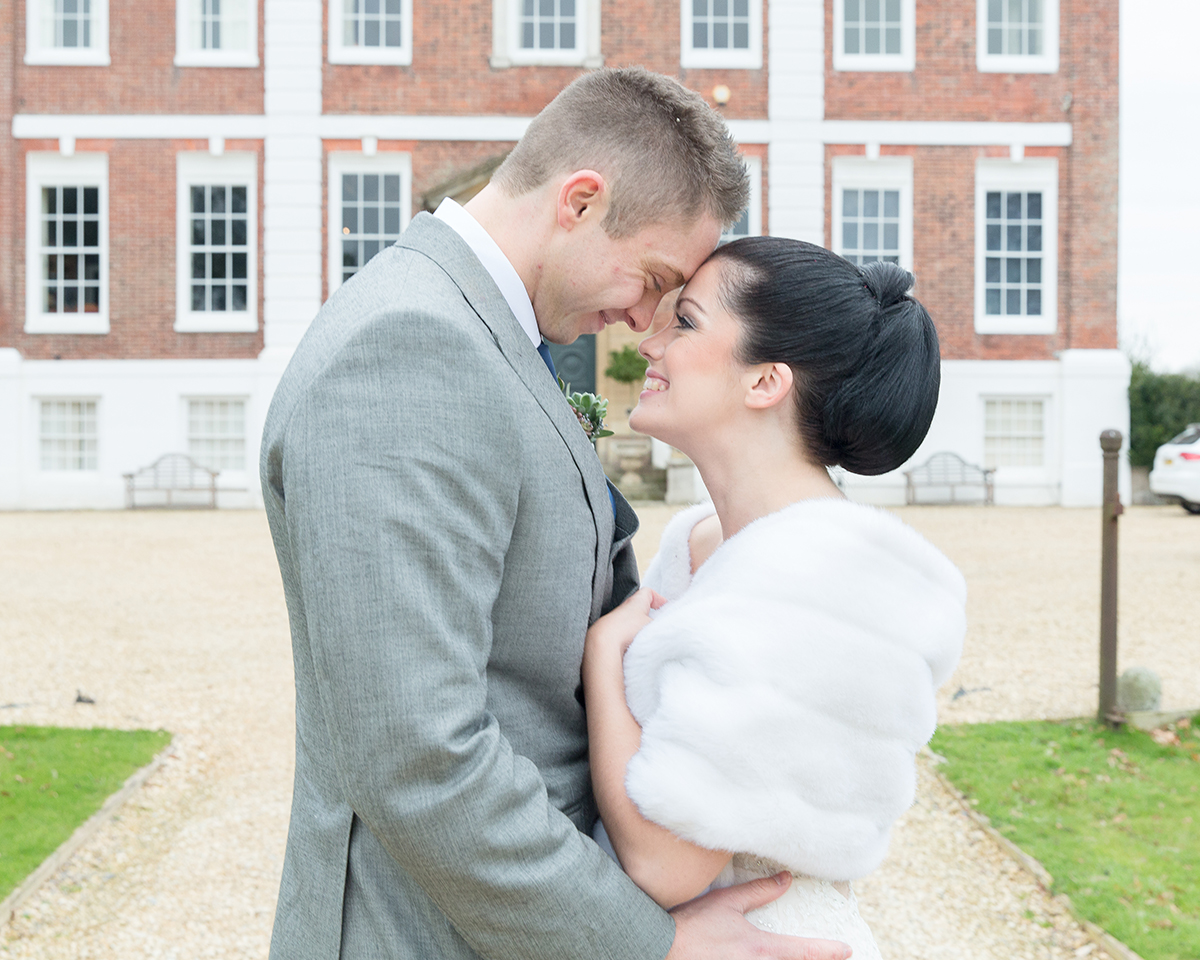 Game Of Thrones Inspired Winter Wedding - McKenzie-Brown Photography