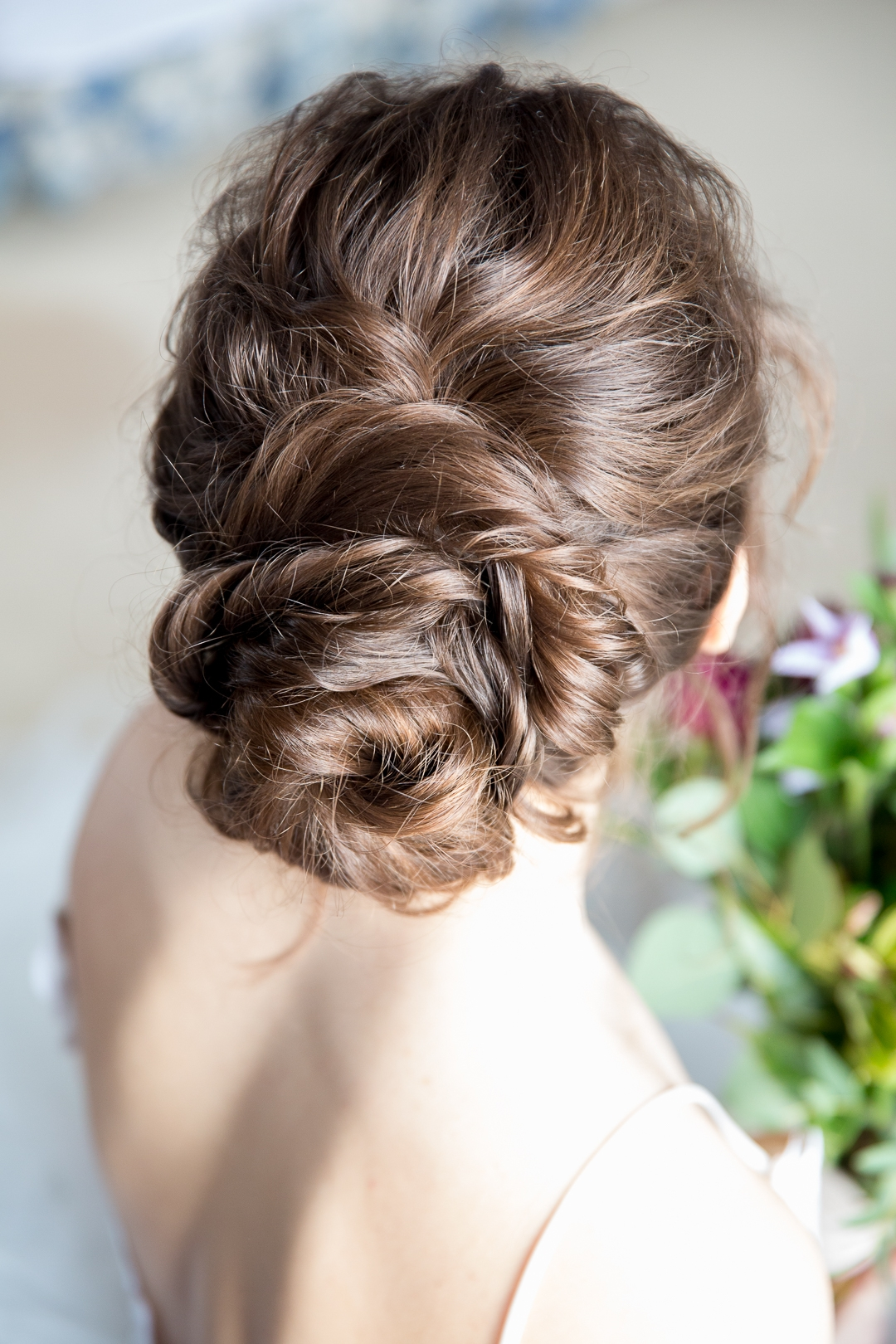 wedding hair inspiration up-do